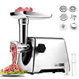 Meat Grinder, Meat Grinders,Sausage Maker,Electric Food Meat...