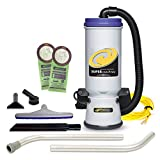 ProTeam Commercial Backpack Vacuum, Super CoachVac Vacuum...