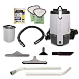 ProTeam Backpack Vacuums, ProVac FS 6 Commercial Backpack...