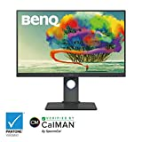 BenQ PD2700U 27 inch 4K Monitor for Designers 3840x2160 UHD...