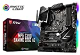 MSI MPG Z390 Gaming Edge AC LGA1151 (Intel 8th and 9th Gen)...