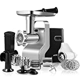 Electric Meat Grinder, 2500W Max Powerful AICOK MG2950R...
