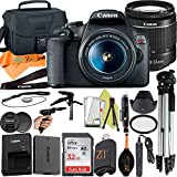 Canon EOS Rebel T7 DSLR Camera 24.1MP Sensor with EF-S...