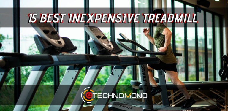 15 best inexpensive treadmills