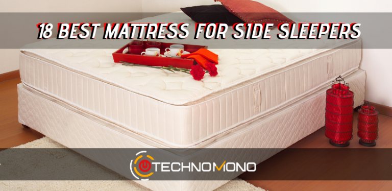 18 best king size mattress for side sleepers