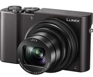 PANASONIC LUMIX ZS100 4K Digital Camera, 20.1 Megapixel