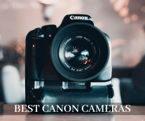 BEST CANON CAMERA WITH FLIP SCREEN 1