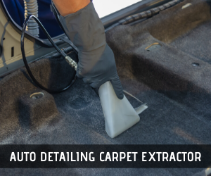 Best Auto Detailing Carpet Extractor