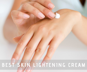Best Skin Lightening Cream