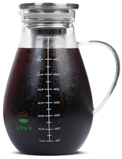 Btat cold brew iced tea & coffee maker