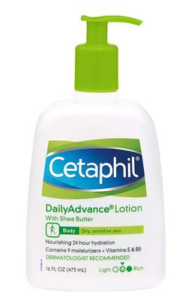 Cetaphil Daily Advance Ultra Hydration Body Lotion