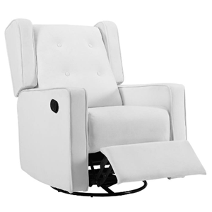 Christopher knight home ishtar glider swivel recliner