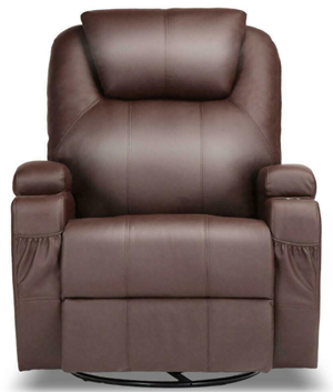 Esright fabric massage recliner chair