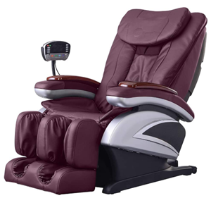 Full body massage and recliner chair