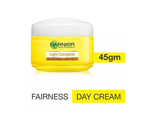 Garnier Skin Naturals Light Complete Fairness Serum Cream SPF 19