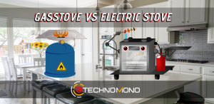 Gas Stove vs Electric Stove