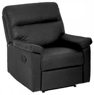Homall recliner chair with padded leather seat