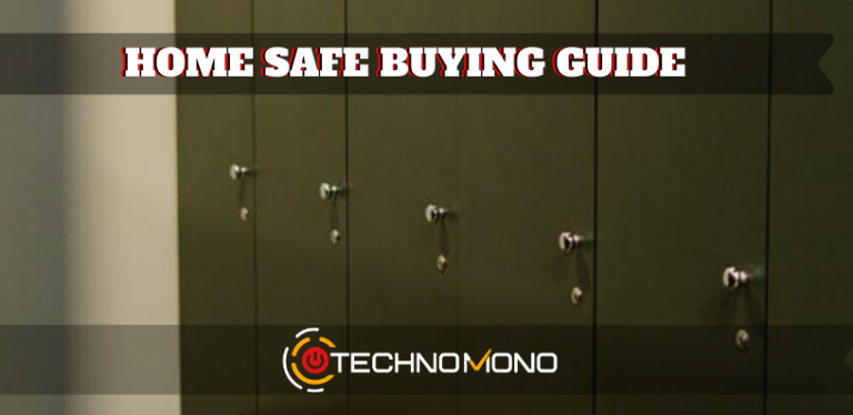 Home Safe Buying Guide