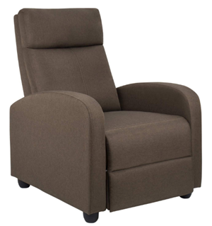 Jummico fabric recliner adjustable chair