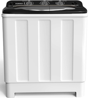 Kenwelll compact washing machine with twin tub 1