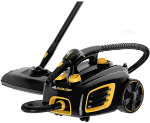 Mcculloh mc1375 steam cleaner