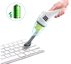 Meco rechargeable keyboard cleaner