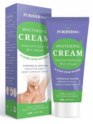 Puriderma skin whitening cream
