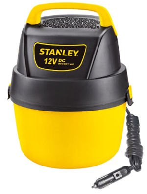Stanley 12 gallons weydry carpet vacuum cleaner