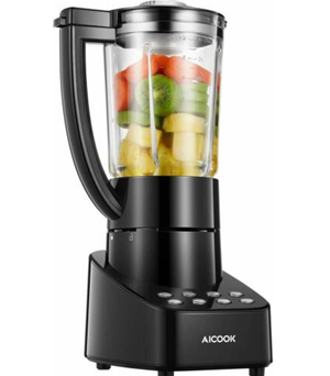 aicook professional blender for ice crushing and smoothies