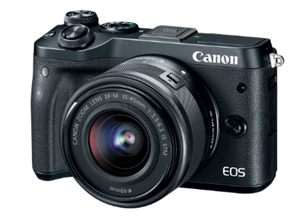 canono eos m6 ef m 15 45mm is stm kit