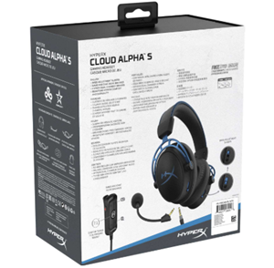 cloud alpha s gaming headset unboxing