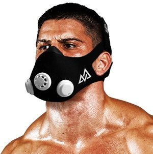 elevation training 2.0 respiratory mask for training and workout