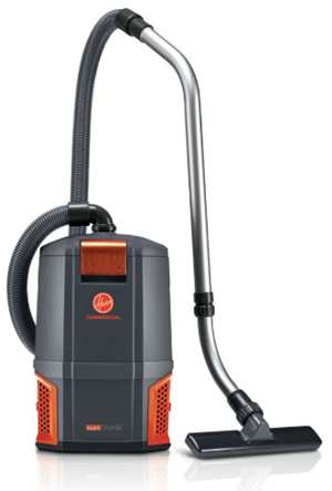 Hoover Commercial CH34006 Backpack Vacuum