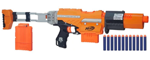 nerf n strike elite alpha trooper cs6 mission kit