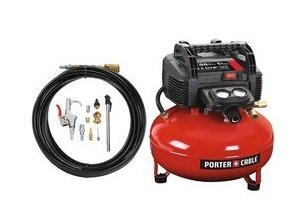 portercable oilfree air compressor C2002 WK