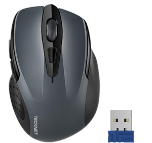 tecknet 24g optical wireless mouse
